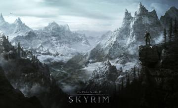 1080P Skyrim Wallpaper