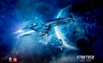 1080P Star Trek Wallpaper