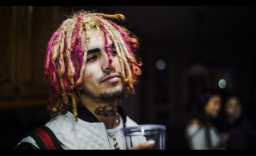1080P Wallpaper Lil Pump