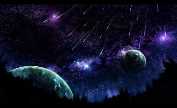 1366x768 HD Desktop Wallpapers Space