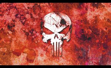 1366x768 Punisher Wallpaper