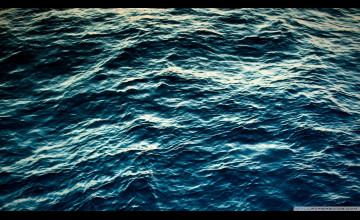 1920X1080 Ocean Wallpaper