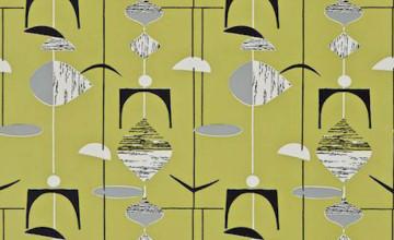 1950 Wallpaper Patterns
