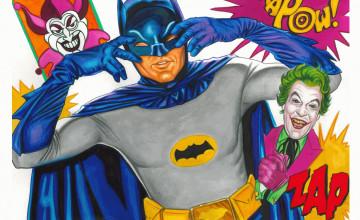 1966 Batman Wallpaper