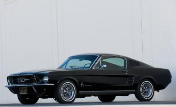 1967 Mustang Wallpaper