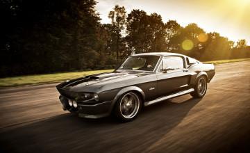 1967 Shelby GT500 Eleanor Wallpaper