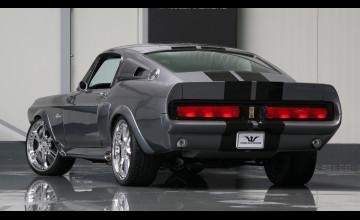 1967 Shelby GT500 Wallpaper HD