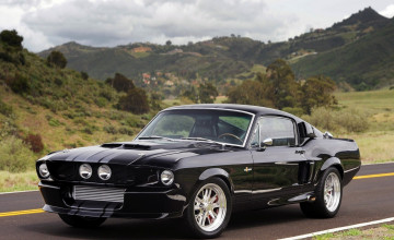 1969 Mustang HD Wallpaper