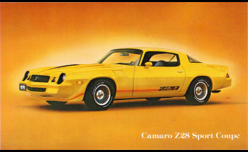 1979 Camaro Z28 Wallpaper