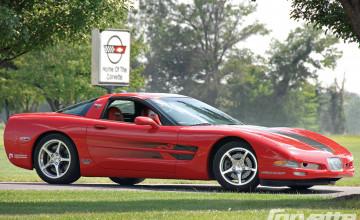 2000 Corvette Wallpaper