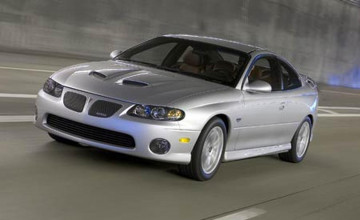2006 Pontiac GTO Wallpaper