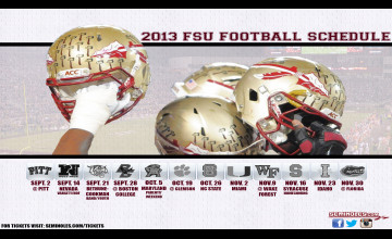 2013 FSU Football Wallpaper