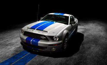 2013 Mustang GT500 Wallpaper