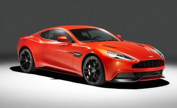 2014 Aston Martin Vanquish Wallpaper