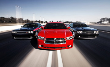 2014 Dodge Charger Wallpapers
