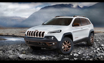 2014 Jeep Cherokee Wallpaper