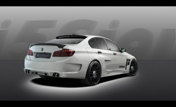 2015 BMW M5 Wallpaper