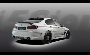 2015 BMW M5 Wallpaper