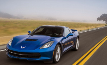 2015 Corvette Stingray Wallpaper