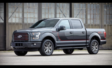 2015 Ford F150 Desktop Wallpaper