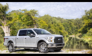 2015 Ford F150 Wallpaper