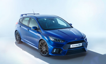 2015 Ford Focus Wallpaper