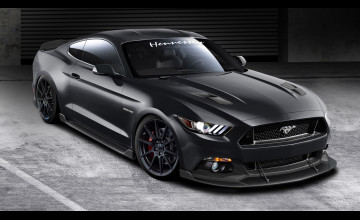 2015 Ford Mustang HD Wallpaper