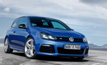 2015 Golf R Wallpapers