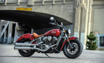 2015 Indian Scout Wallpaper