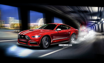 2015 Mustang Shelby GT500 Wallpaper