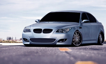 2016 BMW M5 Wallpaper