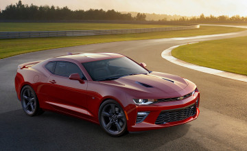 2016 Chevrolet Camaro Wallpaper