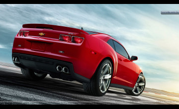 2016 Chevy Camaro ZL1 Wallpaper