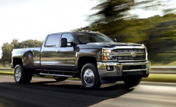2016 Chevy Silverado Wallpaper