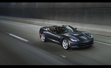 2016 Corvette Stingray Wallpaper