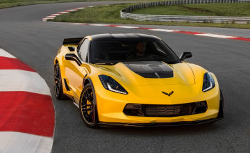 2016 Corvette Z06 Wallpaper