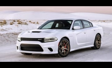 2016 Dodge Charger Wallpaper