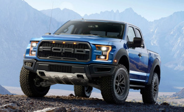 2016 Ford F 150 Wallpaper