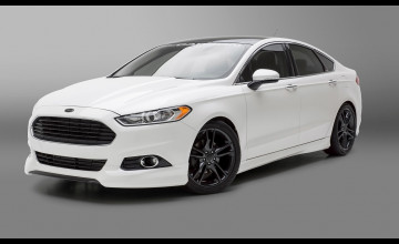 2016 Ford Fusion Wallpaper