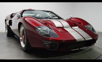 2016 Ford GT40 Wallpaper