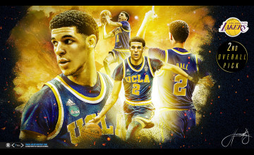 2016 Lonzo Ball Wallpaper