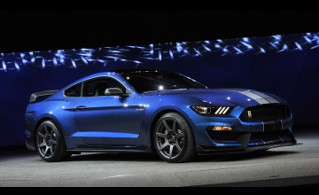 2016 Mustang HD Wallpaper