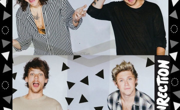 2016 One Direction Wallpaper