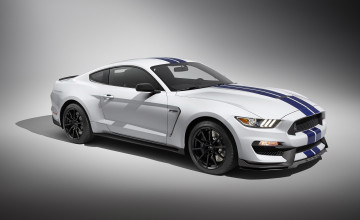 2016 Shelby GT350 Wallpaper