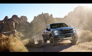 2017 Ford Raptor Wallpaper