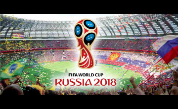 2018 FIFA World Cup Wallpapers