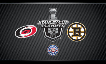 2019 NHL Stanley Cup Playoffs Boston Bruins Vs Carolina Hurricanes