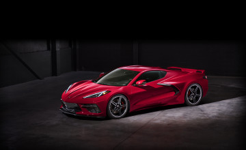 2020 Chevrolet Corvette Stingray Z51 Supercar Wallpapers ...