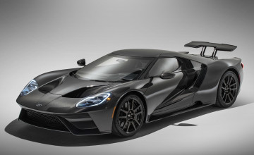 2020 Ford GT Liquid Carbon Wallpapers