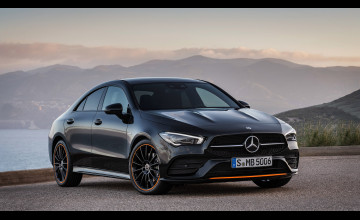2020 Mercedes-Benz CLA Wallpapers